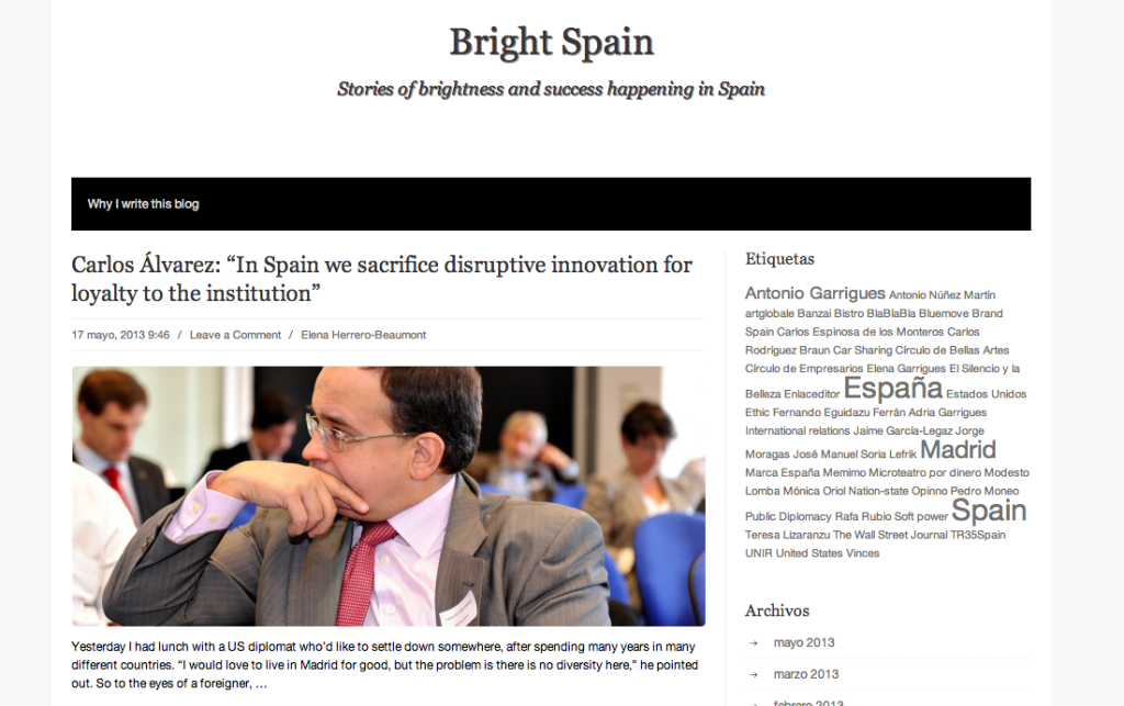 Bright Spain
